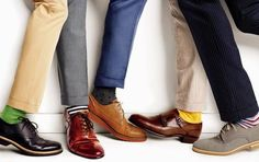 Men can look trendy too in 2016! 1. The Man Braid An upgrade from the regular man bun. 2. The Statement Sock It shouldn't just be the trending thing in 2016 but every single year. 3. The Baggy ...