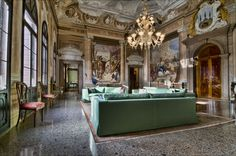 Grand Canal Piano Nobile, Cannaregio - Venice Estates Sotheby's Realty