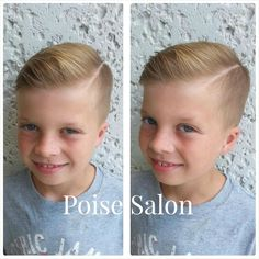 Image result for boys' haircuts hard part