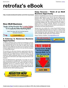 mlm-business-18117415 by retrofaz via Slideshare