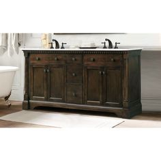 Legion Furniture MDF And Wood Vanity Only Master - 45 inch bathroom vanity for bathroom decor ideas