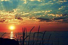 Sunset at Cavelossim Beach - India
