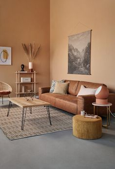 rustic farmhouse living room are offered on our site. Warm Bedroom Colors, Living Room Colors, Living Room Grey, Living Room Designs, Cozy Living Rooms, Living Room Interior, Home Living Room, Living Room Decor, Apartment Decoration