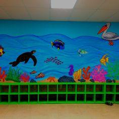 under the sea classroom | Classroom Ideas / Under the sea classroom