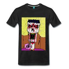 T-shirt trop mortel, à s'offrir ici : https://shop.spreadshirt.fr/jeux-de-mots-francois-ville/139102502?q=I139102502 #tshirt #mort #gunsnroses #metal #dead #zombie #walkingdead #squelette #crâne #skull