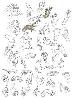 • drawing art hands finger hand human Anatomy digital fingers reference tutorial references fucktonofanatomyreferences •
