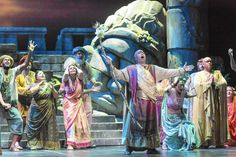 Voices carry in 'The Pearl Fishers'