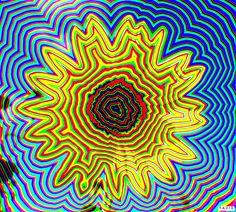 Trippy Drawings, Psychedelic Drawings, Psychedelic Pattern, Art Drawings, Trippy Cartoon, Trippy Pictures, Acid Art, Stoner Art, Art Deco Movement