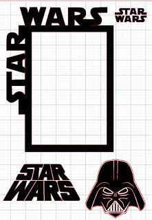 Lu Scrap and Crafts: Freebie - Stars Wars