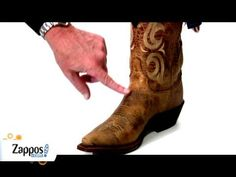 How To Fit Justin Boots
