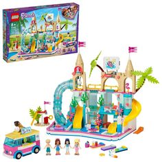 Shop Lego, Buy Lego, Lego Sets, Legos, Fun Water Parks, Building Toys For Kids, Hogwarts Great Hall, Ice Cream Van, Lego Marvel's Avengers