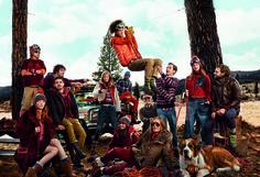 Mount Hilfiger  #TheHilfigers #Fall14 #TommyHilfiger
