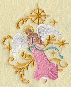 Machine Embroidery Designs at Embroidery Library! - Color Change - G7623