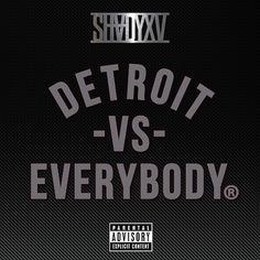 """Prev1 of 2Next Here's one of the standout records from the upcoming Shady XV compilation album. Shady Records drops """"Detroit Vs. Everybody"""" featuring Eminem, Royce Da 5'9″, Big Sean, Danny Brown, Dej Loaf and Trick Trick. Produced by Statik Selektah. The Shady XV compilation is set to be released on November 24th. You can pre-order …"""
