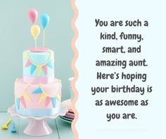 120 Ways to Say Happy Birthday Aunt - Find your perfect birthday wish happy birthday auntie - Birthdays Happy Birthday Aunt From Niece, Happy Birthday Aunt Images, Happy Birthday Wishes Status, Birthday Quotes For Aunt, Birthday Images Funny, Aunt Birthday, Happy Birthday Wishes Cards, Best Birthday Wishes, Birthday Messages