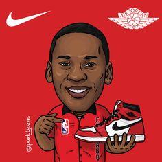 rookie MJ