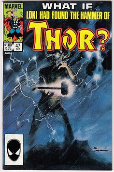 Cover Pages, Cover Art, Marvel Dc, Marvel Comics, The Mighty Thor, Thors Hammer, Art Memes, Geek Art, Bronze Age