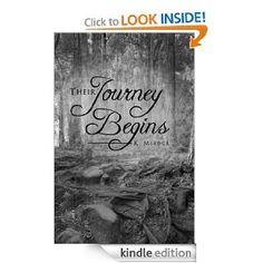 Their Journey Begins by K. Meador, MaryNancy Smith, Cheryl Ramirez (civil war fiction).