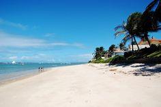Praia do Francês, em Alagoas