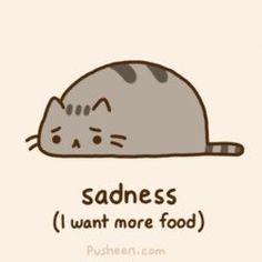 Ik wil meer eten...