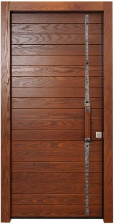 The Alicante Door Is A Classic Combination Between Cold