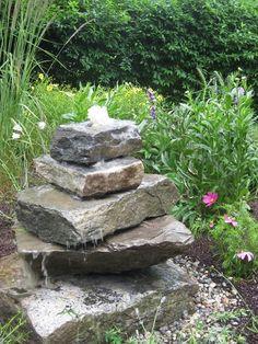 Pinterest Garden Ideas Foutains | Garden Ideas!