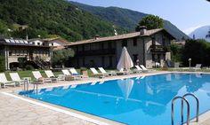 La nostra #piscina immersa nel verde #cadelach #revinelago #treviso #veneto