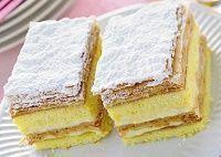 La diplomatica o zuppetta napoletana: un dolce multistrato conosciuto in tutta Italia.
