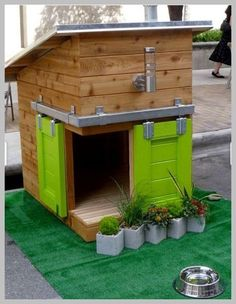 Outdoor Dog Houses for Your Dogs Beauty Sleep | Dog House * Click image to read more details. #DogHouse
