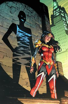 Wonder Woman is on the trail of Donna Troy, who seeks refuge in London from both Diana and her past. But a new friend may be more trouble than help for the fleeing Amazon outcast!