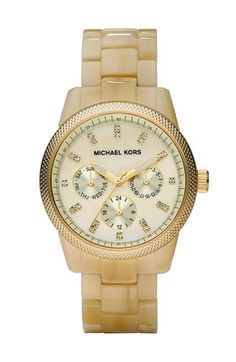 Michael Kors 'Jet Set' Bracelet Watch