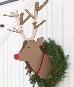Decoración de oficinas en Navidad