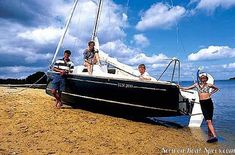Sun 2000 (Jeanneau) specifications and details on Boat-Specs.com