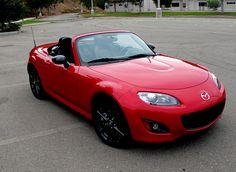 2012 Mazda Miata Hardtop