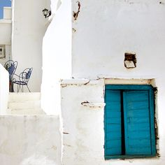 Tinos island, Cyclades, Greece  ph.no222, 11.04.2016 | two chairs on the left