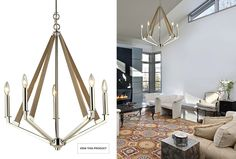 LIke Contemporary.   You wil love this chandelier. Madera Chandellier  http://www.elklighting.com/eSource/default.aspx?store=Elk