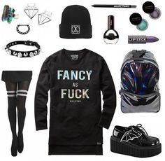 Outfit inspiration. Get it all from our webstore...  ATTITUDECLOTHING.CO.UK| We…