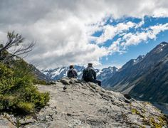 Hiking in New Zealand doesn't get better than the Kiwi Classic! See what makes this one of the most action packed NZ hiking tours! Hiking Tours, Kiwi, New Zealand, Trail, Mountains, Classic, Nature, Derby, Naturaleza