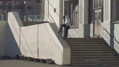 Video Vortex: Ishod Wair, SB Chronicles 2 | TransWorld SKATEboarding: Ishod… #Skatevideos #chronicles #ishod #skateboarding #transworld