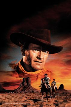 The undefeated John Wayne cult western movie poster print John Wayne Quotes, John Wayne Movies, Cowboy Pictures, Star Pictures, Westerns, The Searchers, Actor John, Old Movie Stars, Cowboy Art