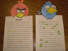Teaching Moments: Angry Verbs!