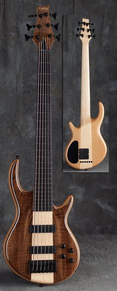 Carvin 6 string bass,  I want one so bad!