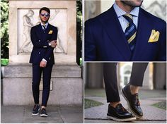 Natural Gentleman Suit, Burberry Tie, Barracuda Shoes, Hamilton Watch