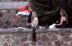 Avril Lavigne & Chad Kroeger's wedding at Cannes France, July 1st 2013