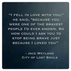 Jace Herondale (City of Lost Souls ~ Mortal Instruments)