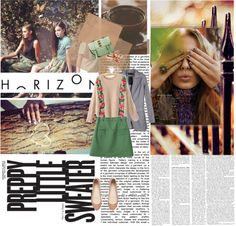 """""""Horizon"""" by marauderette-for-life ❤ liked on Polyvore"""