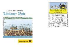 Ganzsache Lindauer Bote 2014: http://d-b-z.de/web/2014/09/22/ganzsache-lindauer-bote/