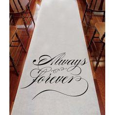Aisle Runner Ft Poly Linen White Wedding Aisle Runners