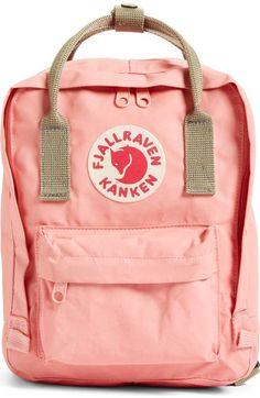 Main Image - Fjällräven 'Mini Kånken' Water Resistant Backpack (Nordstrom Exclusive Color)