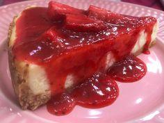 Cheesecake  | Tortas e bolos > Cheesecake | Mais Você - Receitas Gshow